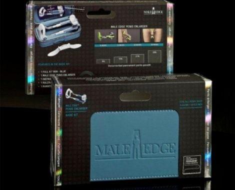 Male Edge BASIC kit - Пенис уголемител